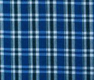 Fondo a cuadros de la tela, textura Modelo escocés del tartán imagen de archivo