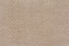 Fondo a cuadros de lino antiguo de la textura Fotos de archivo