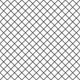 Fondo a cuadros inconsútil Modelo diagonal del Rhombus Textura inconsútil geométrica stock de ilustración
