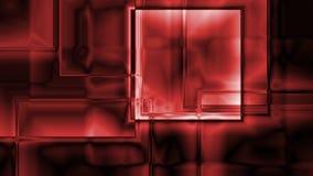 Fondo cubico astratto del prisma Fotografie Stock Libere da Diritti