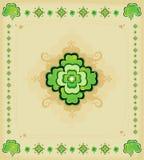 Fondo - día del St. Patrick Foto de archivo