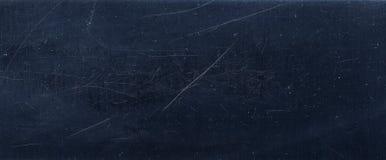 fondo d'acciaio blu scuro di struttura del metallo Fotografia Stock