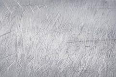 Fondo d'acciaio di piastra metallica consumato Immagine Stock