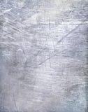Fondo d'acciaio di piastra metallica consumato Immagine Stock Libera da Diritti