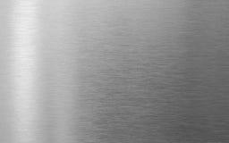 Fondo d'acciaio perfetto di struttura del metallo Fotografia Stock