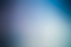 Fondo d'annata blu semplice dell'estratto di pendenza fotografia stock