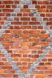 Fondo d'annata del modello del muro di mattoni fotografia stock libera da diritti