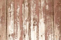 Fondo d'annata di legno della parete Fotografie Stock Libere da Diritti