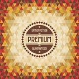 Fondo d'annata geometrico 04 Immagine Stock