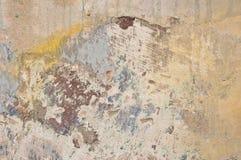 Fondo d'annata variopinto della parete Fotografia Stock