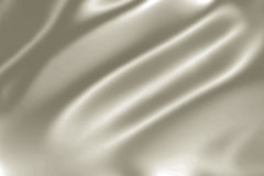 Fondo d'argento grigio del tessuto Immagine Stock Libera da Diritti