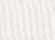 Fondo da struttura grezza bianca della tela Fotografia Stock Libera da Diritti