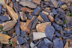Fondo dalle pietre di marmo fotografie stock libere da diritti