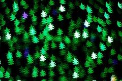Fondo de árboles de navidad Fotos de archivo