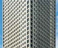 Fondo de alta densidad de la fachada del edificio de oficinas imagen de archivo