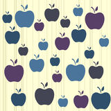 Fondo de Apple libre illustration