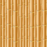 Fondo de bambú Foto de archivo