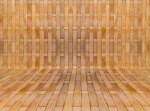 Fondo de bambú de la textura Imagen de archivo libre de regalías