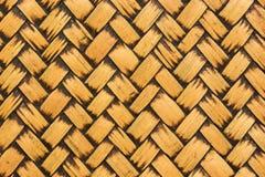Fondo de bambú de la textura Fotografía de archivo