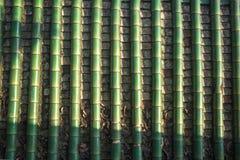 Fondo de bambú de la teja Imagenes de archivo