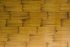 Fondo de bambú de la textura Imagenes de archivo