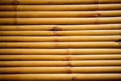 Fondo De Bambu Seco De La Cerca De La Decoracion Imagen De Archivo - Bambu-seco