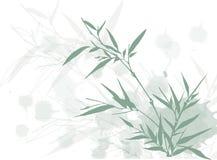 Fondo de bambú sucio libre illustration