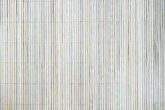 Fondo de bambú tejido Foto de archivo