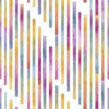 Fondo de bandas coloreadas Imagen de archivo