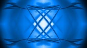 Fondo de Blueabstract imágenes de archivo libres de regalías