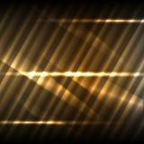 Fondo de bronce abstracto Imagen de archivo libre de regalías