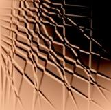 Fondo de Brown. Cuadro abstracto. Imagen de archivo