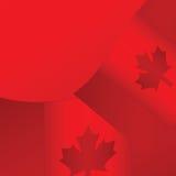 Fondo de Canadá ilustración del vector