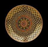 Fondo de cerámica colorido Fotos de archivo