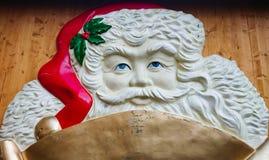 Fondo de Christmas del padre imagen de archivo