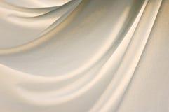 Fondo de color claro de la tela Fotos de archivo libres de regalías