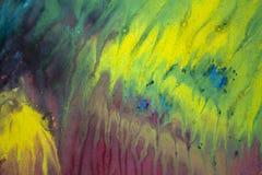 Fondo de colores brillantes Foto de archivo