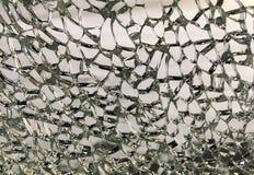 Fondo de cristal abstracto fotografía de archivo libre de regalías