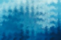 Fondo de cristal abstracto azul de la textura, plantilla del modelo del diseño