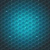Fondo de cristal del hexágono del vector pequeño Foto de archivo