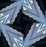 Fondo de cristal inconsútil 7 del modelo Fotos de archivo libres de regalías