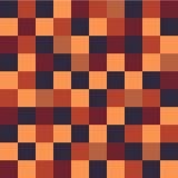 Fondo de cuadrados ilustración del vector