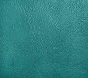 Fondo de cuero azul imágenes de archivo libres de regalías