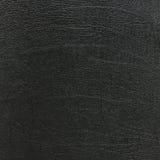Fondo de cuero negro Foto de archivo