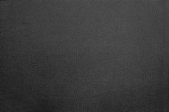 Fondo de cuero negro de la textura Imágenes de archivo libres de regalías