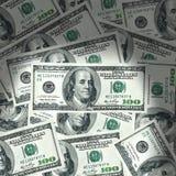 Fondo de dólar americano Fotos de archivo