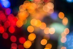 fondo De-enfocado del color Foto de archivo libre de regalías