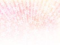 Fondo de flores rosadas Foto de archivo