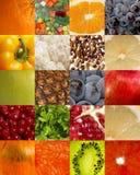 Fondo de frutas Fotografía de archivo libre de regalías
