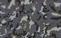 Fondo de Grey Camouflage Texture Vector Graphic Fotos de archivo